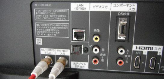 室内アンテナが使えないケースも!室内アンテナ選び方の基礎知識