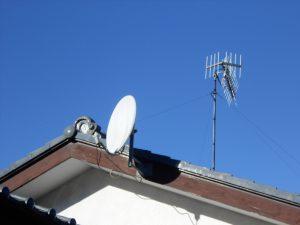 自宅でテレビをみるなら、テレビアンテナ設置がおすすめ